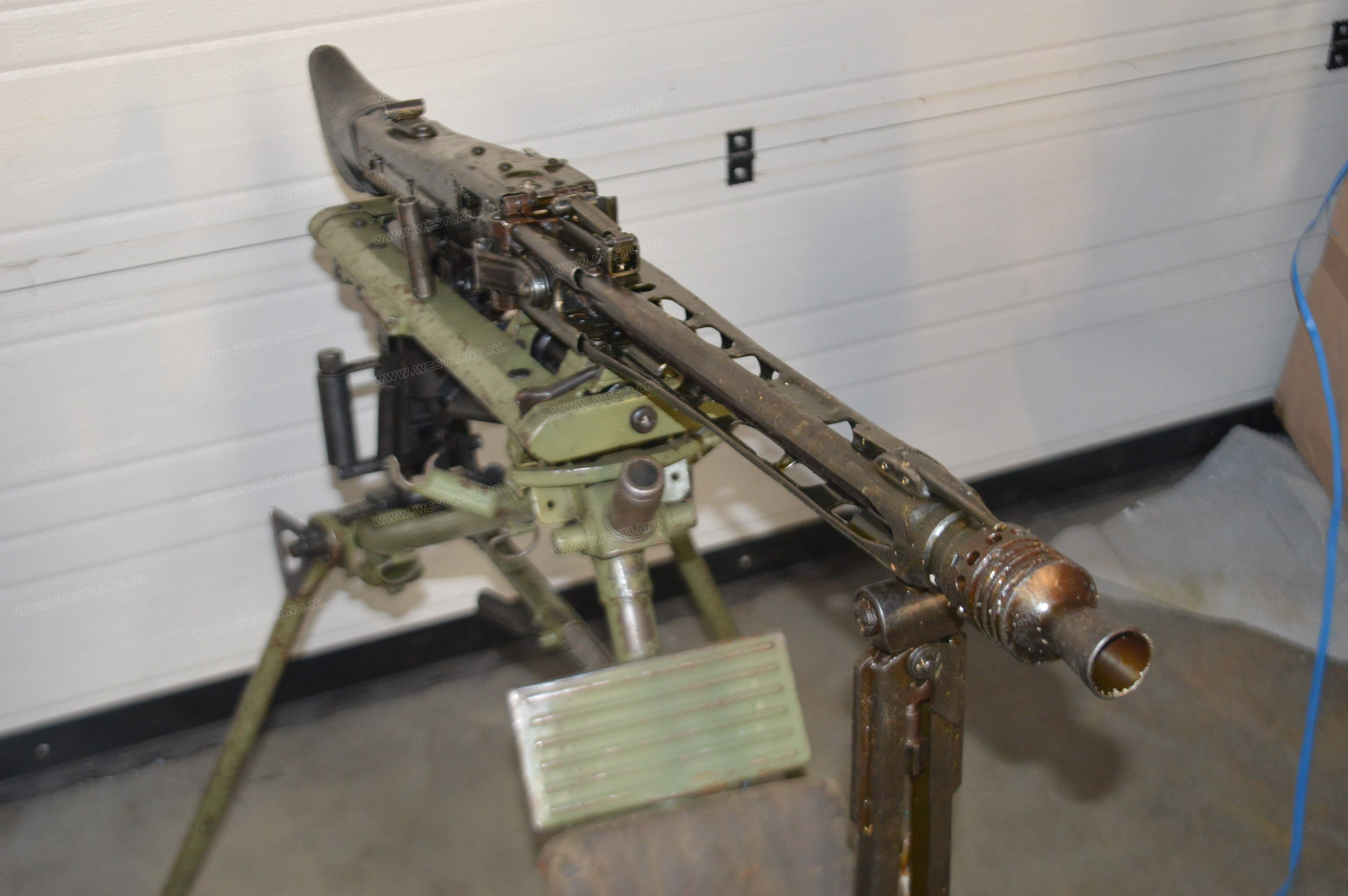 Deactivated Yugo Mg42 53