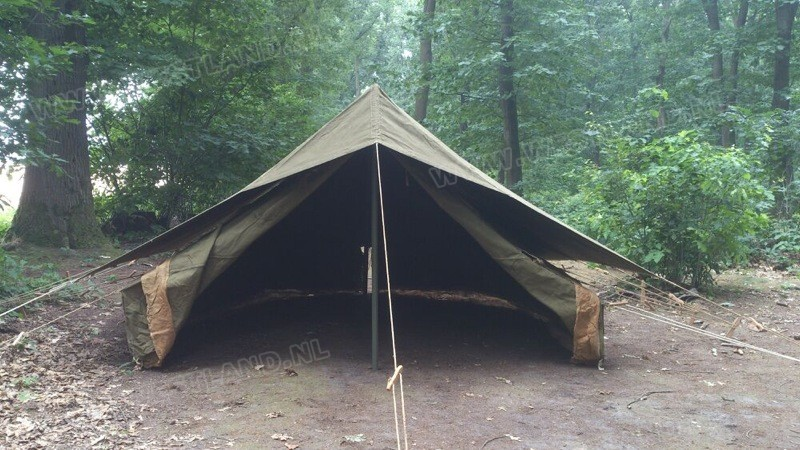 & Mint 100 LBS wall Tent with fly sheet