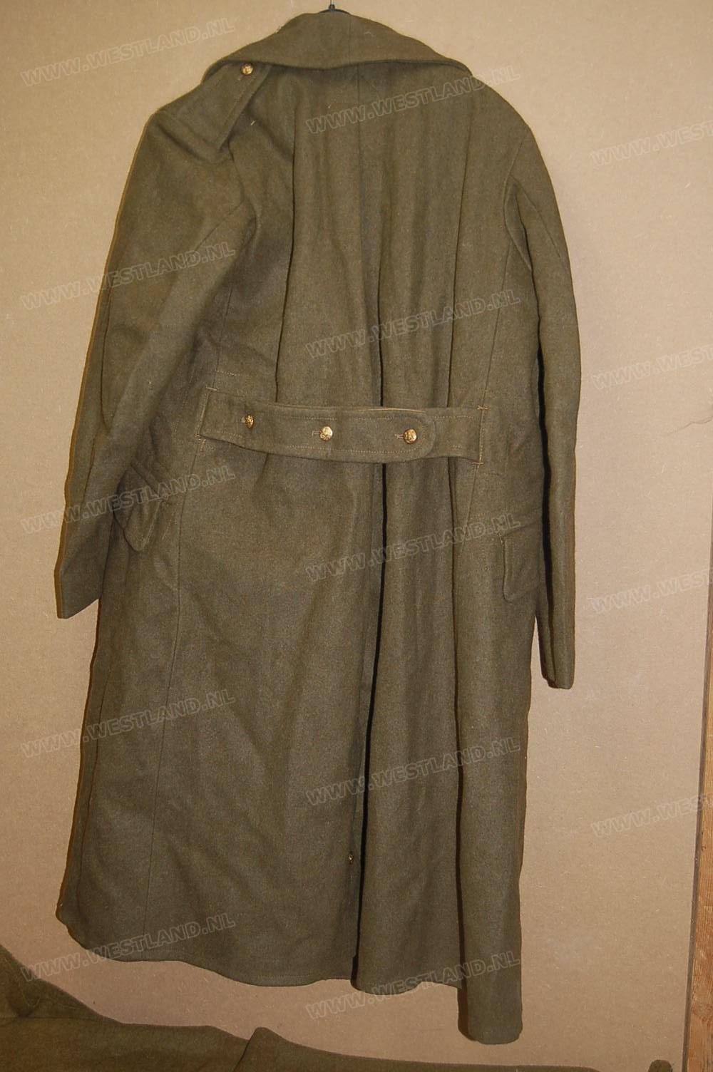 Wwii British Great Coat