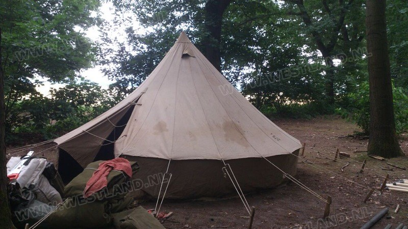 Wwii British Bell Tent