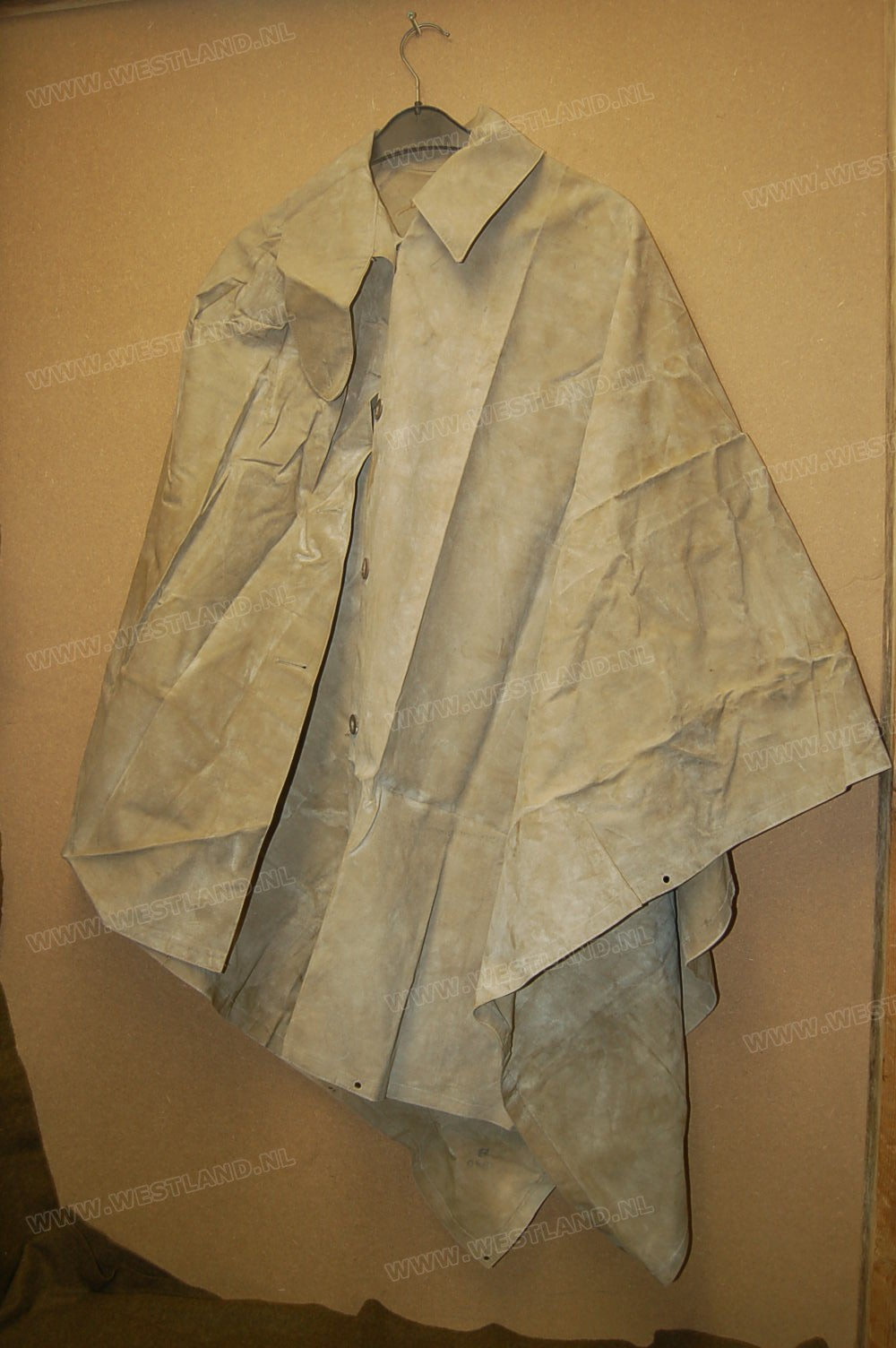 WWII dated British Poncho