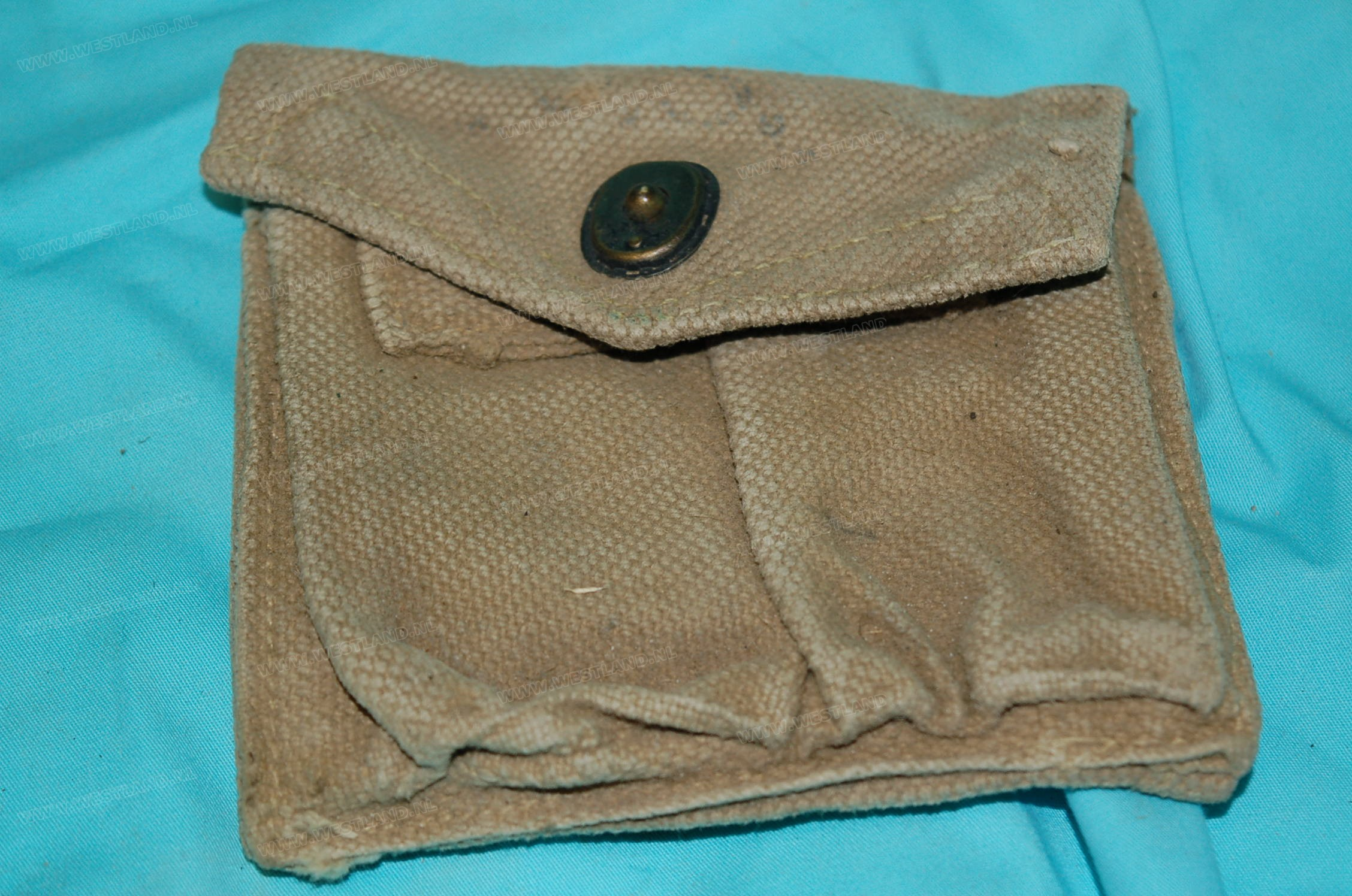 M1 Carbine British Made Stock Pouch