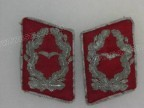 Officers Artillery collar patches