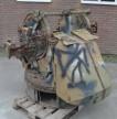 quad mount for M16 Halftrack