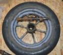 M3a4 Hand cart wheel