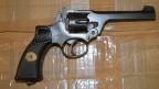 Enfield 38 No2 Revolver
