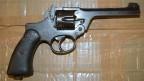 No2 enfield Revolver