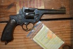 enfield made 38 revolver