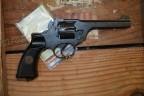 Onklaar tanker .38 MK2* Enfield Revolver
