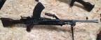 Deativated MKI 1943 Bren Gun